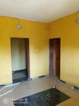 Lovely & Spacious Mini Flat with All Round Tiles, Captain, Abule Egba, Agege, Lagos, Mini Flat for Rent