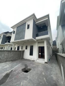 4 Bedroom Semidetached Duplex and 1bq at Serene Estate, By Second Toll Gate, Lekki Phase 2, Lekki, Lagos, Semi-detached Duplex for Sale