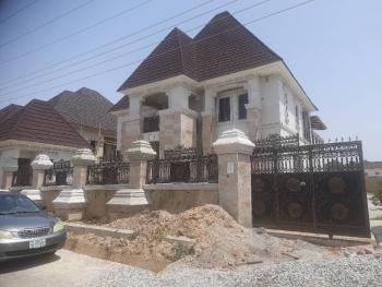 Contemporary 5 Bedrooms Fully Detached Spacious-duplex, Servant Quartes, Gwarinpa, Abuja, Detached Duplex for Sale