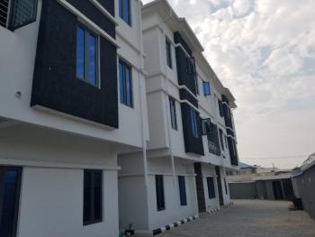 Newly 4 Bedroom Duplex in a Secured Environment, Oral Estate, Lekki Phase 2, Lekki, Lagos, Terraced Duplex for Rent