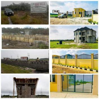 Estate Land, Behind Amen Estate Eleko, Ibeju Lekki, Lagos, Residential Land for Sale