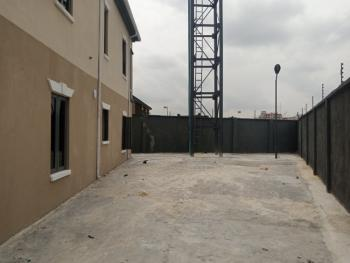 Newly Built and Serviced 4 Bedroom Terrace House with Bq, Off Allen Avenue, Ogba, Ikeja, Lagos, Terraced Duplex for Rent