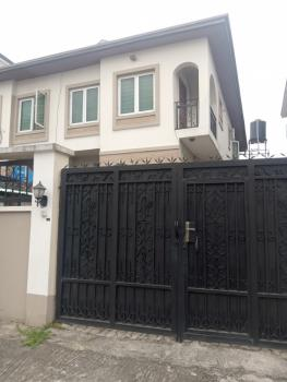 3 Bedroom Semi Detached House with a Room Bq, Off Adeniyi Jones, Ikeja, Lagos, Semi-detached Duplex for Rent