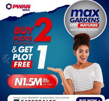 Land, After Seaport, Ibeju Lekki, Lagos, Mixed-use Land for Sale