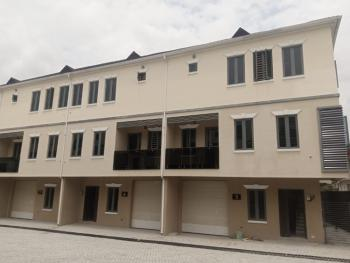 Newly Built 4 Bedroom Terrace House with a Room Bq, Off Allen Avenue, Opebi, Ikeja, Lagos, Terraced Duplex for Sale