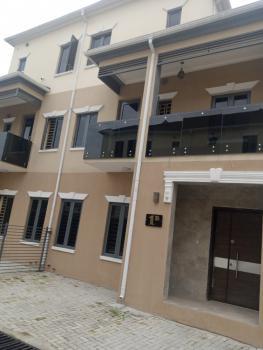 Newly Built Serviced 5 Bedroom Semi Detached House with a Room Bq, Off Allen Avenue, Allen, Ikeja, Lagos, Semi-detached Duplex for Rent