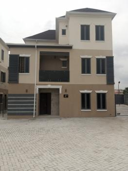 Luxury 5 Bedroom Detached House with a Room Bq and Penthouse, Off Allen, Allen, Ikeja, Lagos, Detached Duplex for Rent