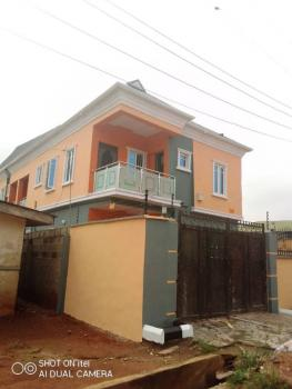 a Block of 4 Flats of 2 Bedrooms on Half Plot of Land, Unity Estate, Egbeda, Alimosho, Lagos, Block of Flats for Sale