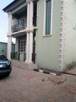 Lovely Duplex with 2 Unit of Flats, Ogba, Ikeja, Lagos, Detached Duplex for Sale