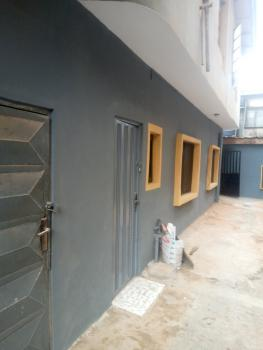 Beautiful 3 Bedroom Flat with Excellent Facilities, Off College Road, Ogba, Ikeja, Lagos, Flat / Apartment for Rent