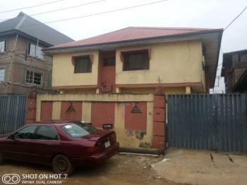 Decent Block of 4 Flats of 3 Bedrooms, Behind Grace High School, Pedro, Gbagada, Lagos, Block of Flats for Sale