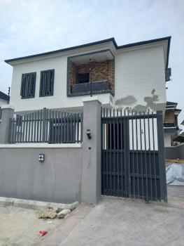 4 Bedroom Detached Duplex Wit 1room Bq, Omo Musa Estate, Idado, Lekki, Lagos, Detached Duplex for Rent