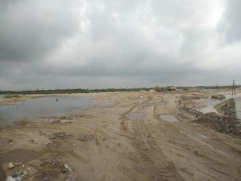 Premium Plot of Land, Shell Cooperative Estate, Opposite Crown Estate, Sangotedo, Ajah, Lagos, Residential Land for Sale