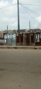 Nice and Well Located Corner Piece Empty Plot, Off Ijesha Road, Ijesha, Surulere, Lagos, Residential Land for Sale