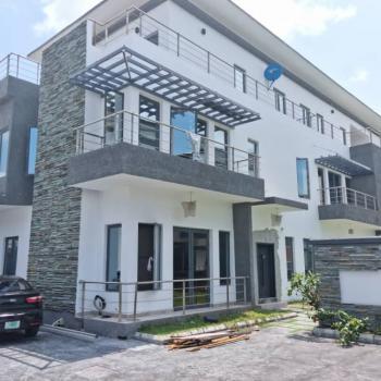 4 Bedroom Duplex with Bq, Victoria Island Extension, Oniru, Victoria Island (vi), Lagos, Terraced Duplex for Sale