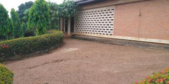 Spacious 3-bedroom Bungalow with Bq, Valley Crescent Off Nza Street, Independence Layout, Enugu, Enugu, Detached Bungalow for Rent