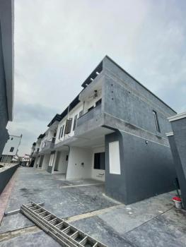 Affordable 4 Bedrooms Terraced Duplex, Elason, Elegushi, Lekki, Lagos, Terraced Duplex for Sale