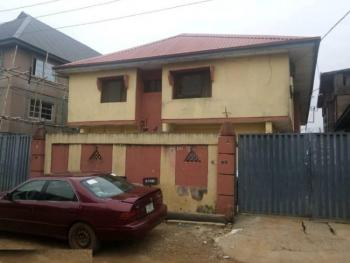 a Decent Block of 4 Units of 3 Bedroom Flats on 600sqm, Pedro, Gbagada, Lagos, Block of Flats for Sale