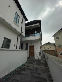 Affordable 4 Bedroom Detached Duplex & 1bq in a Serene Estate, Ikota, Lekki, Lagos, Semi-detached Duplex for Sale
