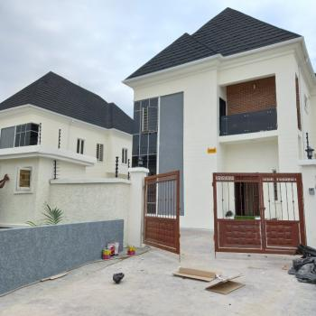 Equisite Newly Built 5 Bedrooms Detached Duplex with Boys Quarter, Ikota Villa Estate, Ikota, Lekki, Lagos, Detached Duplex for Sale