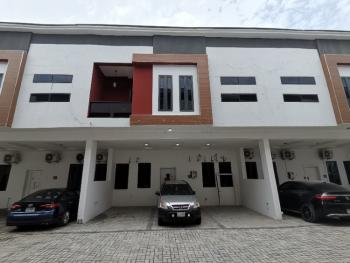 Executive Luxurious 4 Bedrooms Terraced Duplex with Swimming Pool & Gym, Chevron Toll Gate, Lekki, Lagos, Terraced Duplex for Sale