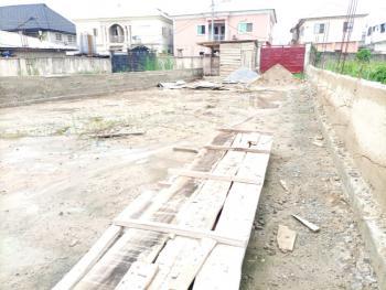 Half Plot of Land, Peace Estate, Gbagada, Lagos, Mixed-use Land for Sale