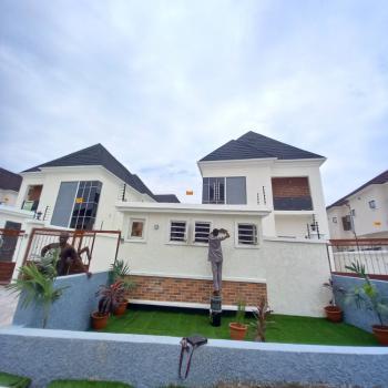 Equisite 4 Bedrooms Semi Detached Duplex with Boys Quarter, Ikota, Lekki, Lagos, Semi-detached Duplex for Sale