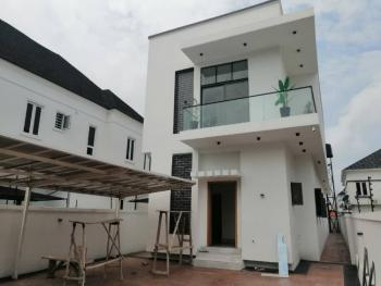 Newly Built 5 Bedroom with a Room Bq in a Secured, Agungi, Lekki, Lagos, Detached Duplex for Rent