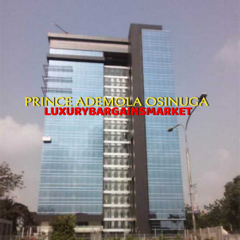 Direct Clients Only - Top Rated Office Complex with Notable Spaces, Ikoyi, Lagos, Office Space for Rent
