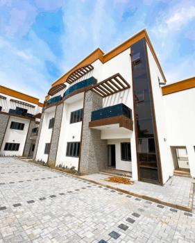 4 Bedrooms Terrace Duplex with a Room Bq, Katampe Extension, Katampe, Abuja, Terraced Duplex for Sale