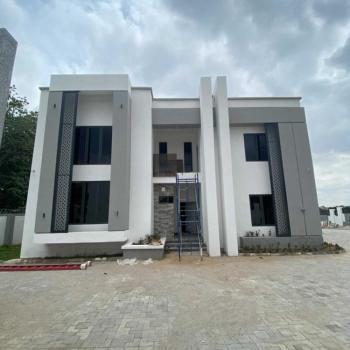 4 Bedroom Detached Duplex, Asokoro Extension, Asokoro District, Abuja, Detached Duplex for Sale