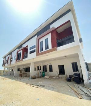 Gorgeous 4 Bedroom Duplex with Excellent Interior, Along Eleganza Bustop, Lekki Phase 2, Lekki, Lagos, Terraced Duplex for Rent