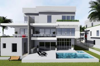 6 Bedrooms Fully Detached Duplex, Katampe Extension, Katampe, Abuja, Detached Duplex for Sale