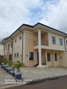 4 Bedroom Duplex with Studio Apartment, Hebron Estate, Apo, Abuja, Semi-detached Duplex for Sale