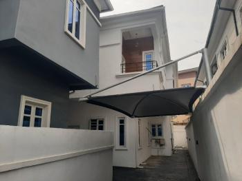 Lovely 4 Bedroom Semi-detached Duplex with Bq, Oral Estate, Lekki Phase 2, Lekki, Lagos, Semi-detached Duplex for Rent
