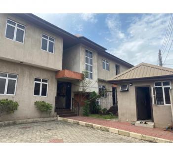 2 Wings Duplex 5 Bedroom Each, Off Kudirate Abiola Road., Alausa, Ikeja, Lagos, Detached Duplex for Sale