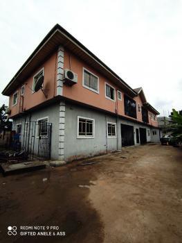 Luxury 4units of 3bedroom Flats with Federal Light in Runuodara, Rumuduru Off Runuodara, Port Harcourt, Rivers, Block of Flats for Sale