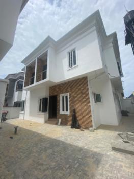 Brand New 4 Bedroom Fully Detached Duplex with B.q, Lekki Phase 1, Lekki, Lagos, Detached Duplex for Rent