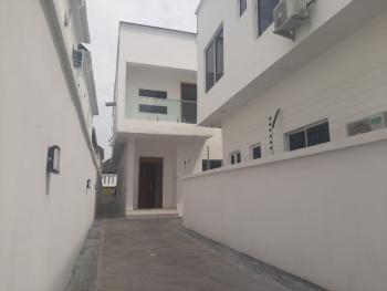 4bedroom Semi Detached Duplex with Bq, Chevron, Lekki, Lagos, Semi-detached Duplex for Rent