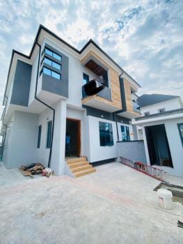 4 Bedroom Semi Detached Duplex with B/q, Ikota, Lekki, Lagos, Semi-detached Duplex for Sale