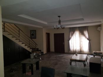 Beautiful 4 Bedroom Duplex with Bq, Behind Legislative Quarters, Apo, Abuja, Terraced Duplex for Rent