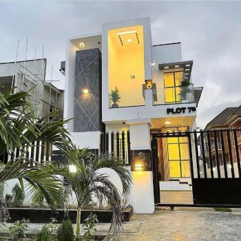 5 Bedroom Contemporary Detached Duplex, Osapa, Lekki, Lagos, Detached Duplex for Sale