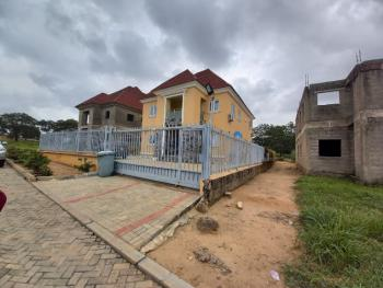 Well Located Uncompleted 5 Bedroom Detached House, Voice of Nigeria, Lugbe District, Abuja, Detached Duplex for Sale