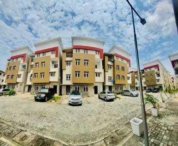 Four Bedroom Maisonette with 1 Room Boys Quarters at Courtland Estate, Ologolo, Lekki, Lagos, Terraced Duplex for Sale