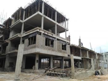 (offplan ) 4 Bedroom Maisonette with Bq, Ikate, Lekki, Lagos, Terraced Duplex for Sale