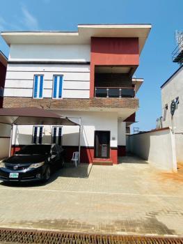 Tastefully Finished Serviced 4 Bedroom Detached House, Orchid Road, Lekki, Lagos, Detached Duplex for Rent
