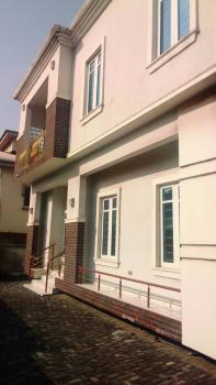 Superb 4 Bedroom Fully Detached Duplex in with Bq, Chevy View, Lekki, Lagos, Detached Duplex for Rent