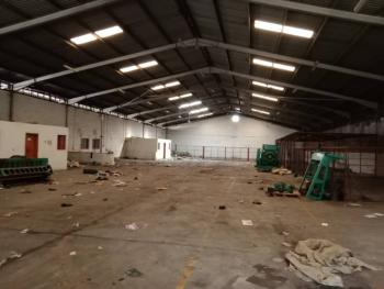 17500 Square Feet Industrial Warehouse with Administrative Office, Mushin, Mushin, Lagos, Warehouse for Rent