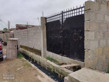 a 334 Sqm Fenced and Gated Residential Land, Ori-oke, Ogudu, Lagos, Residential Land for Sale
