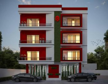 Luxury 2 Bedroom Apartment in Ruby Apartment, Ologolo, Lekki, Lagos, Block of Flats for Sale
